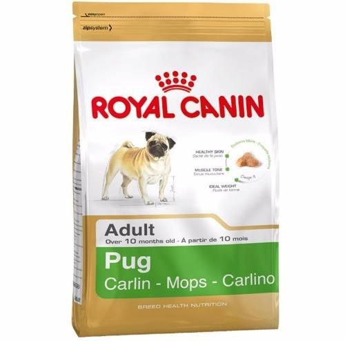 Royal Canin Pug Adulto 3kg Alimento Perro 0