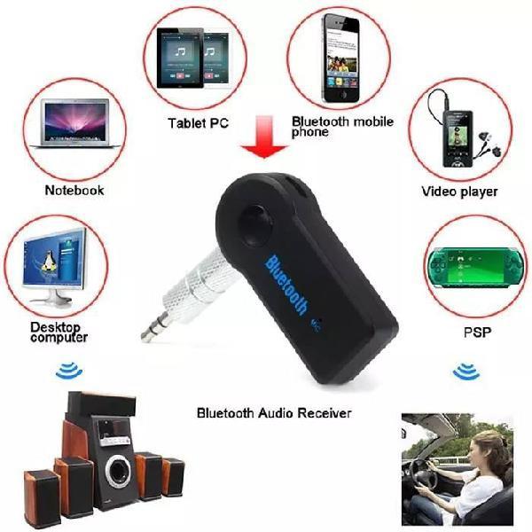 Receptor Bluetooth Auto Radio Y Equipo De Sonido Envio 0