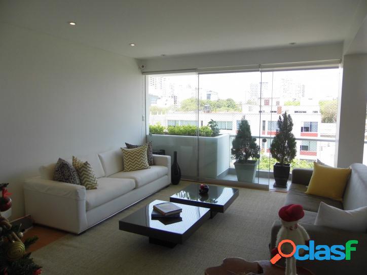 Impecable Flat semi nuevo Av. La Paz 1600 0