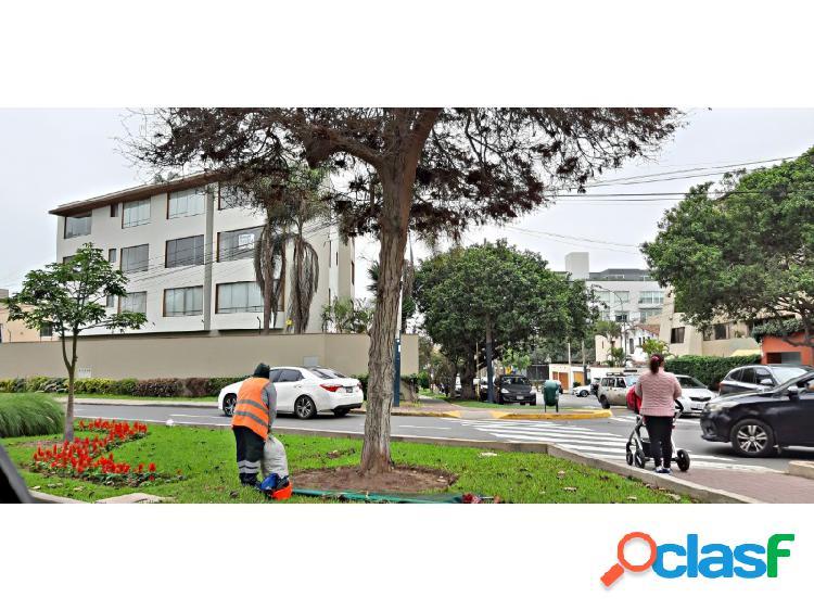 Departamento en venta en San Isidro Hermoso moderno 3 dormitorios frente a la Huaca 0