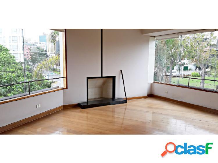 Departamento en venta en San Isidro Hermoso moderno 3 dormitorios frente a la Huaca 3