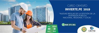CURSO GRATUITO INVIERTE.PE 2019 (NUEVO) 0