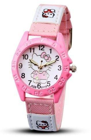 Reloj Para Niñas Hello Kitty 0