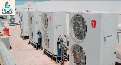 reparación y mantenimiento de aires acondicionados 0
