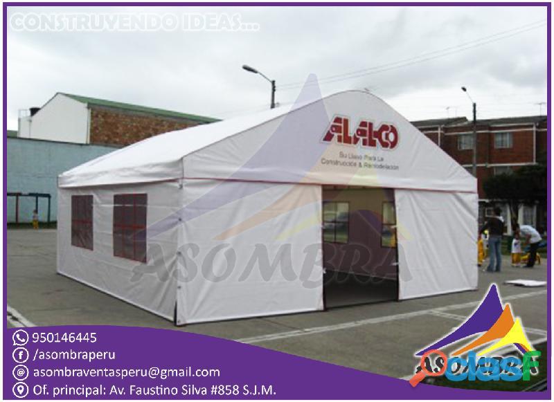 Amplia gama de modelos en Carpas y Campamentos 3