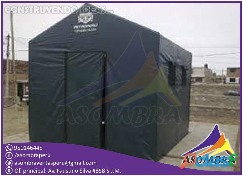 Amplia gama de modelos en Carpas y Campamentos 6