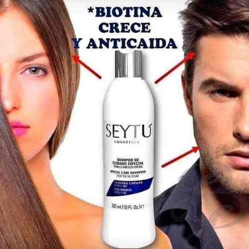 Shampoo Seytu / Anticaida De Cabello 0