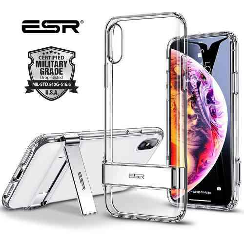 Case iPhone Xr Xs Max Antishock Bumper Carcasa Protector 0