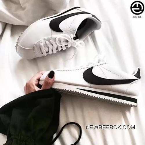Zapatilla Nike Cortez Classic Leather Mujer 100 % Original 0