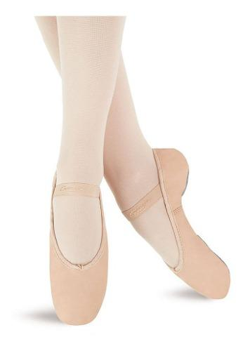 Zapatillas De Ballet Capezio Originales Importadas T/34-40 0
