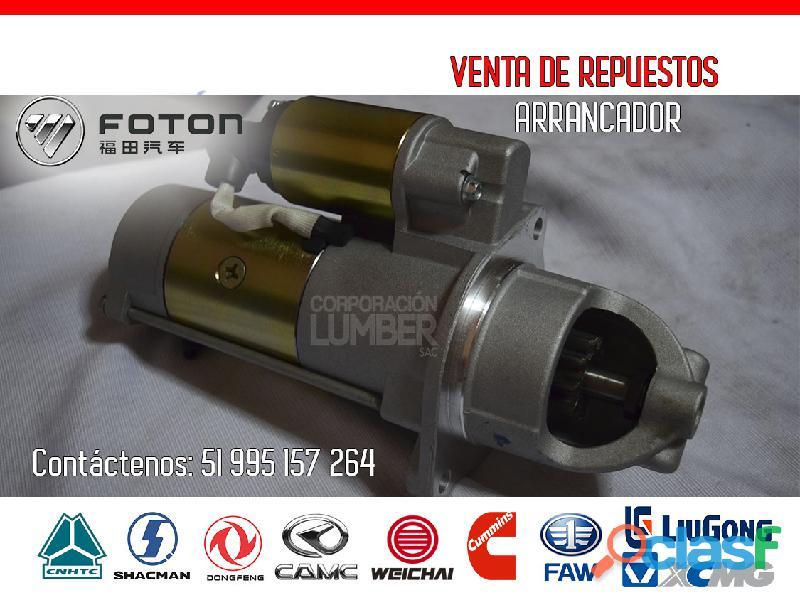 Venta de maquinarias Tienda en Lima Repuestos para Foton 0