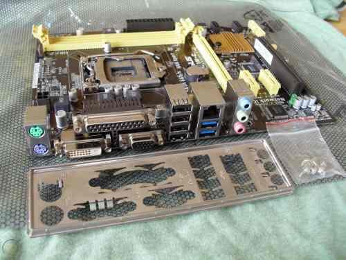 Placa 1150 Asus H81 Corei7/5/3 4ta Generacion 0