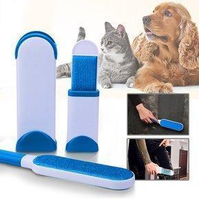 Removedor Quita Pelusas Pelos Mascotas Perro Gato 3 En 1 0