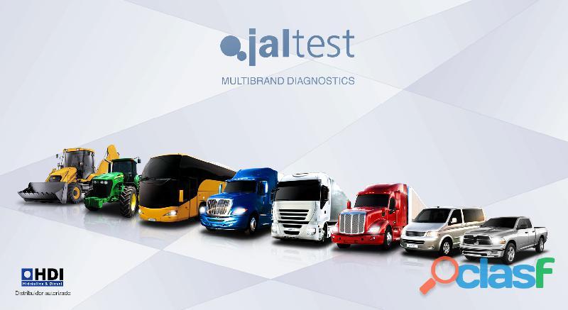 Escanner automotriz multimarca JALTEST 1