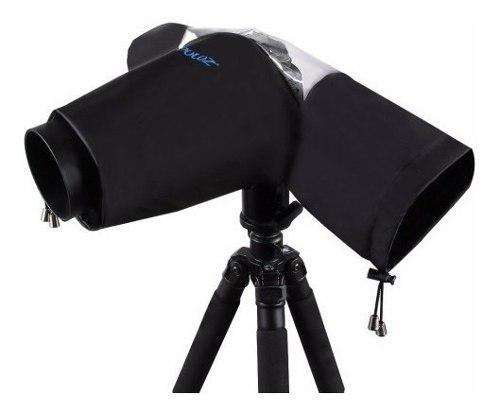 Impermeable Protector Para Cámaras Foto Video Reflex 0