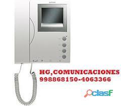 SERVICIO TECNICO DE INTERCOMUNICADORES FERMAX 998868150