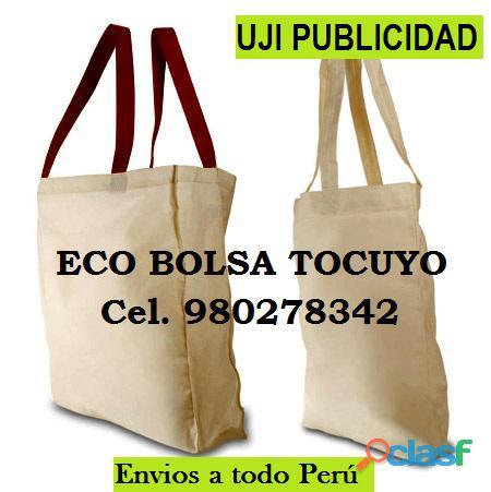 BOLSAS ECOLOGICAS BOLSAS PUBLICITARIAS BOLSAS DE NOTEX YUTE LONA 1