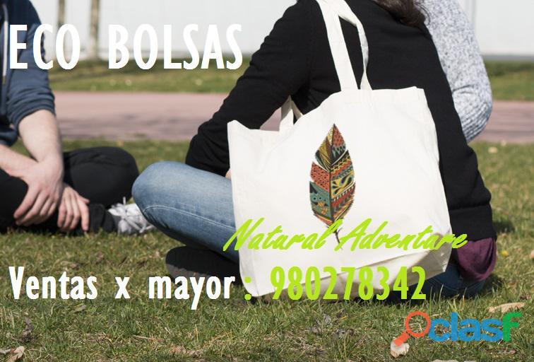 BOLSAS ECOLOGICAS BOLSAS PUBLICITARIAS BOLSAS DE NOTEX YUTE LONA 2