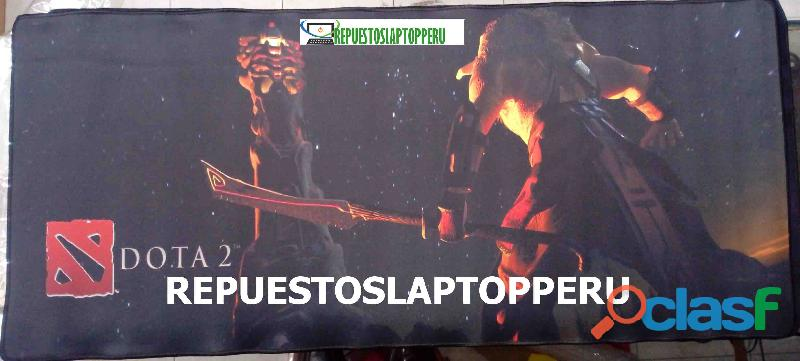 Mousepad gamer xl dota 90cm*40cm grande largo ancho