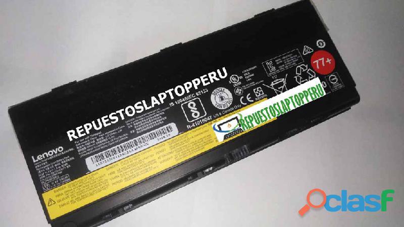 Bateria Lenovo P51 P50 original SB10H45078 SB10H45077 00NY492 00NY493 1