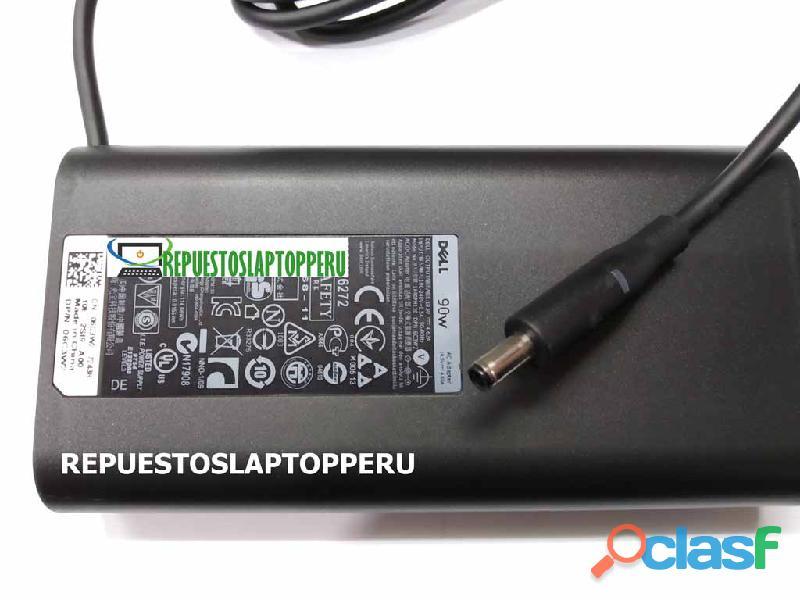 Cargador Dell 19.5v 4.62 Ultrabook Punta Delgada 4.5x3.0mm