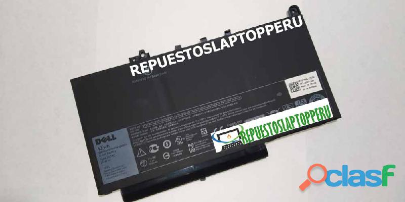 Batería Dell E7270 E7470 7cjrc Nuevo