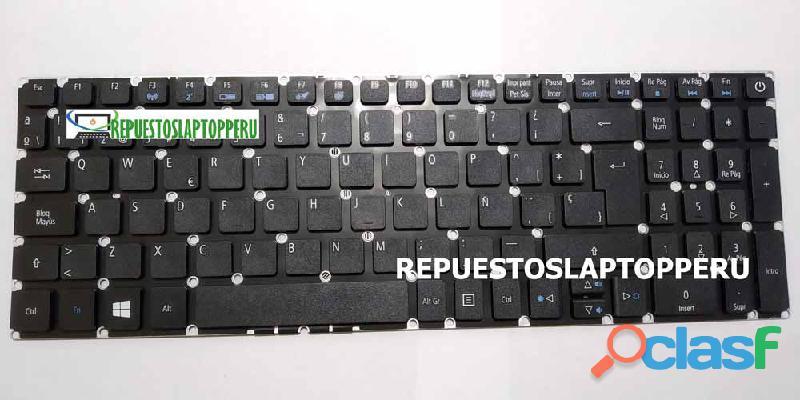 teclado acer aspire 3 a315 A315 51 E5 553g E5 e575g 5 A515 51g
