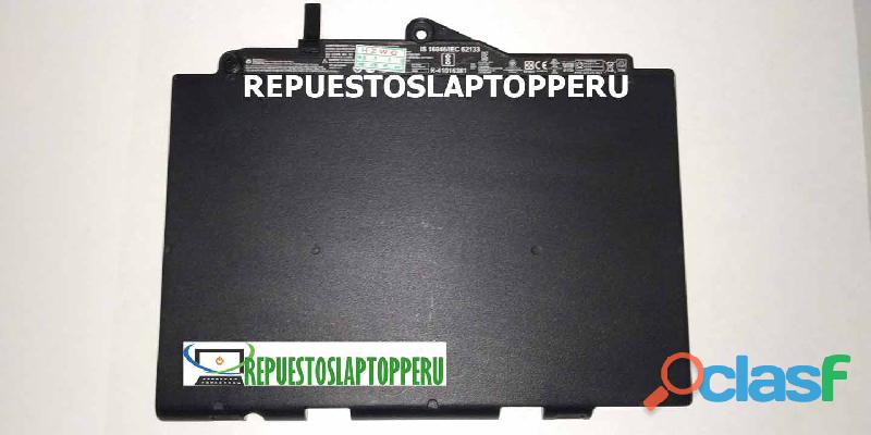 Bateria hp sn03xl st03xl 820 g3 725 g3 original nuevo
