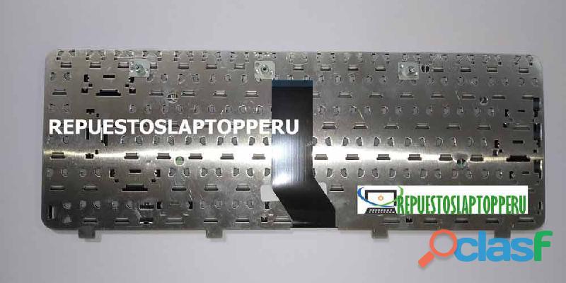 TECLADO HP COMPAQ DV2000/DV2100/DV2300/DV2500/V3000 1