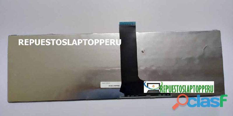 Teclado Toshiba L850 L850d L855 L855d L870 L870d C855