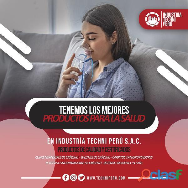 INDUSTRIA TECHNI PERU SAC / IMPORTACIÓN, VENTA, MANTENIMIENTO DE BOMBAS DE VACÍO 3
