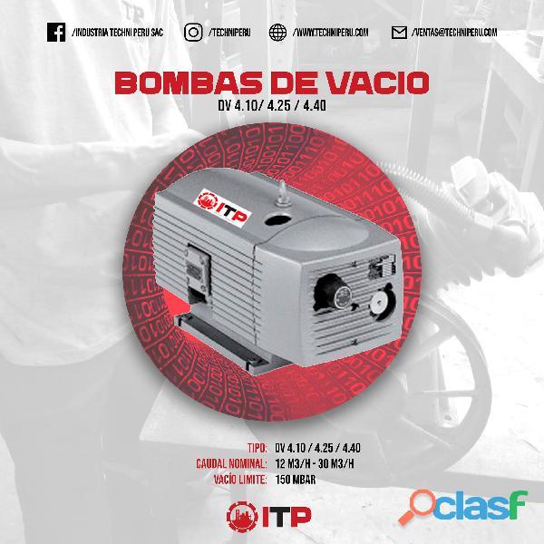 INDUSTRIA TECHNI PERU SAC / IMPORTACIÓN, VENTA, MANTENIMIENTO DE BOMBAS DE VACÍO 9
