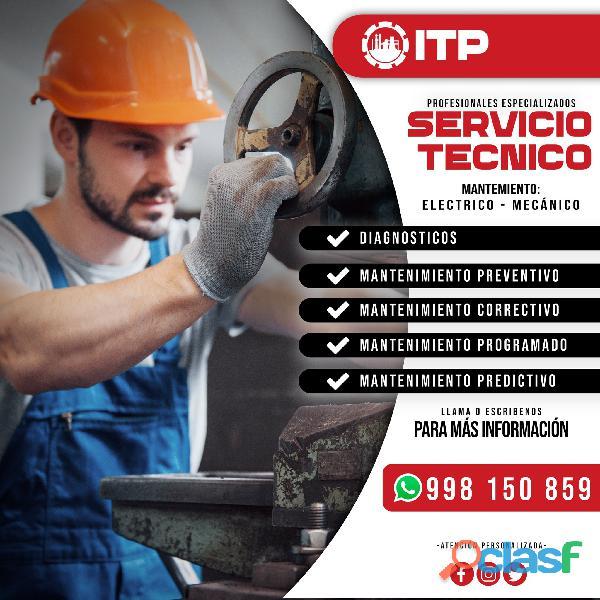 INDUSTRIA TECHNI PERU SAC / IMPORTACIÓN, VENTA, MANTENIMIENTO DE BOMBAS DE VACÍO 11