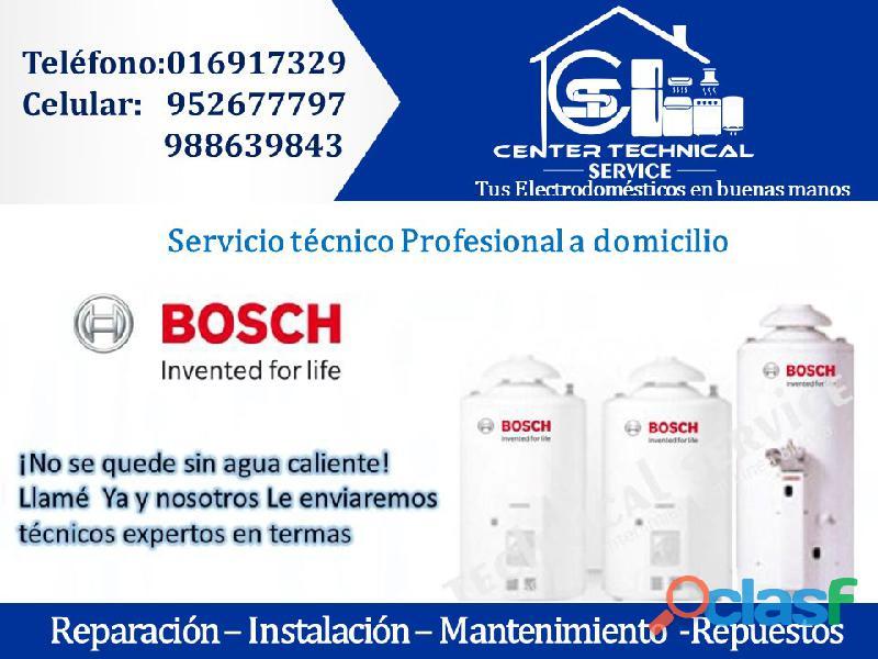 servicios de instalación de termas electricas bosch telf.6917329(garantizado) 2