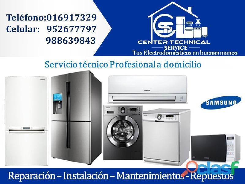 *mantenimiento 6917329/* reparación refrigerador samsung**