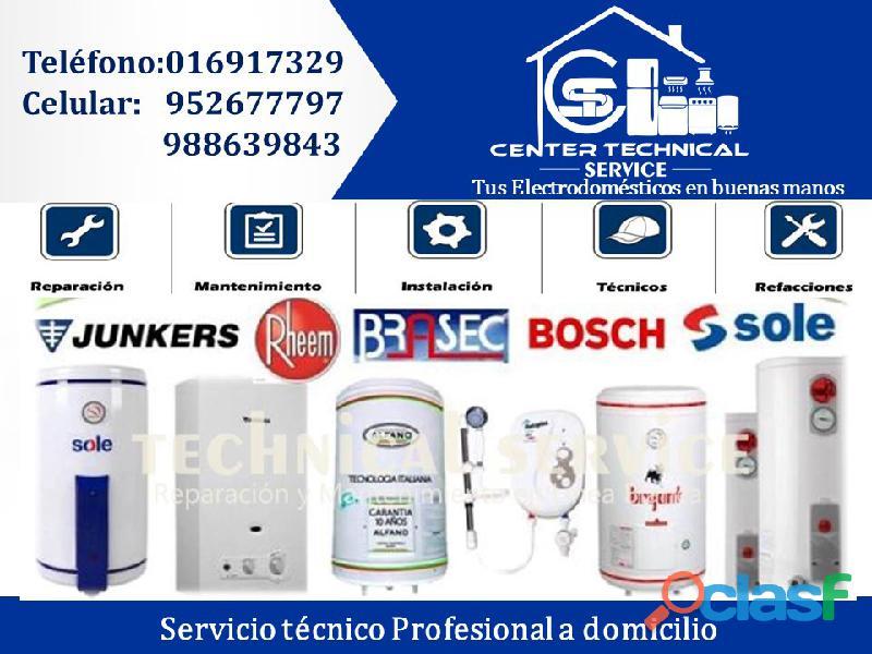 Mantenimiento de termas eléctrica y a gas llámenos :fijo:6917329
