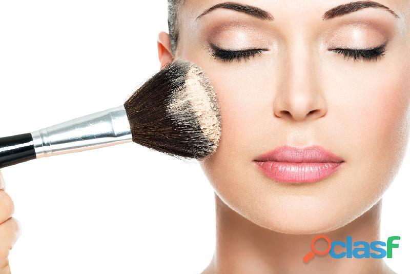 Clases de auto maquillaje personalizadas ONLINE 2020