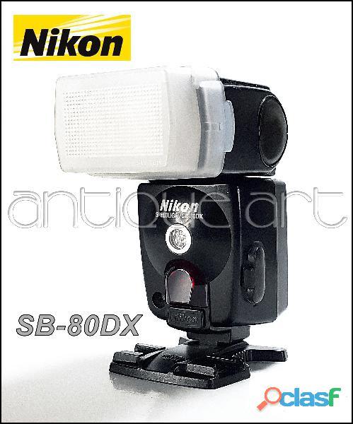 A64 flash nikon sb 80dx speedlight bounce mount fotografia