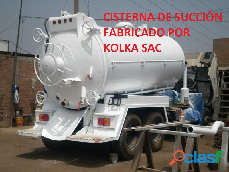CISTERNAS DE SUCCIÓN REPUESTOS Y ACCESORIOS 16
