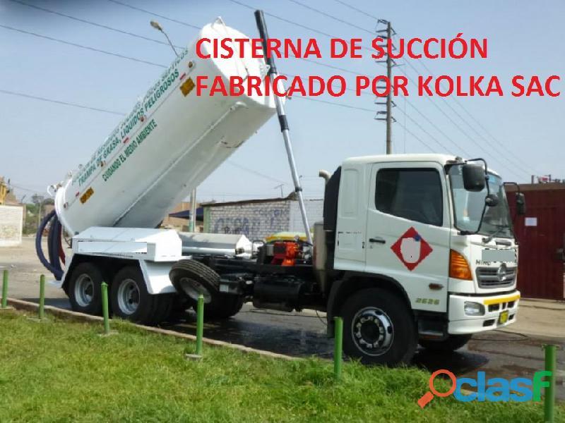 CISTERNAS DE SUCCIÓN REPUESTOS Y ACCESORIOS 2