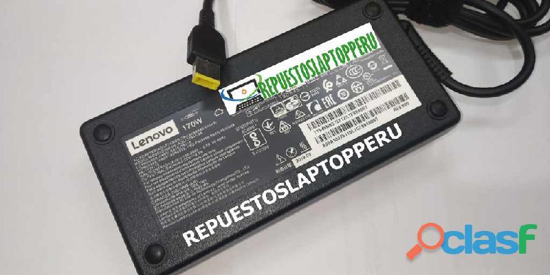 Cargador Lenovo 20v 8.5a Punta Usb ( Original ) 170w 1