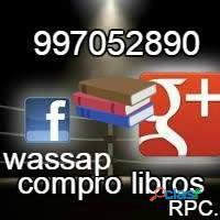 Compro libros al momento libros usados 997052890