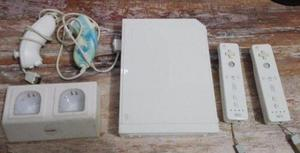Nintendo wii 6 juegos originales 2 mandos maleta original