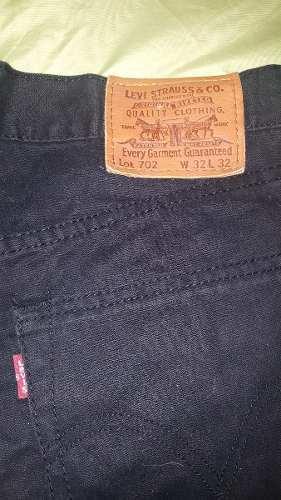 amplia gama tienda oficial mayor selección Pantalon Levis Negro, Talla 32 Importado Japon Hombre