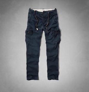 Pantalones cargo chinos abercrombie hollister importado eeuu en Lima ... 77f7b08d442e