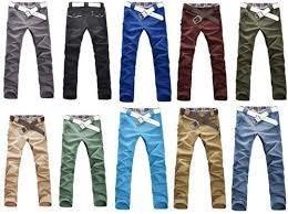 dcc9e5cf0 Pantalones pitillo de drill stress, diversos colores