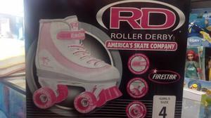 Patines roller derby modelo soy luna 2016 - 4 ruedas importa