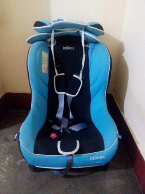 Asiento silla de auto para bebé infanti - casi nueva 9.9/10