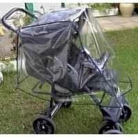 Cobertor de coches para bebe protege de lluvia viento