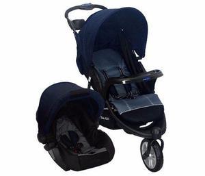 Coche para bebe travel system fox 3 ruedas baby kits nuevo